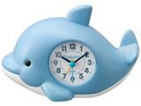 目覚まし時計 「起きてイルカ?」 4SE553SR04