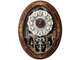 電波からくり時計 「スモールワールドレガロ」 4MN546RH06