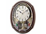 電波からくり時計 「スモールワールドアルディ」 4MN545RH23