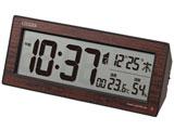 電波デジタル目覚まし時計 8RZ195023