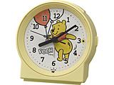 くまのプーさん 目覚まし時計 電子音 「めざましとけいR671 くまのプーさん」 8RE671MC33