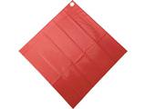ユタカ 安全表示旗(ハトメ 無地) AF-5229