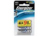 【単4形】 リチウム乾電池(4本) 「エナジャイザー」 LIT BAT AAA 4PK