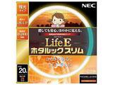 丸形スリム蛍光灯 「LifeEホタルックスリム」(20形・電球色) FHC20EL-LE-SHG