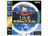 丸形スリム蛍光灯 「LifeEホタルックスリム」(34形・昼光色) FHC34ED-LE-SHG