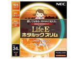 丸形スリム蛍光灯 「LifeEホタルックスリム」(34形・電球色) FHC34EN-LE-SHG