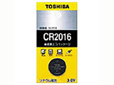 【コイン形リチウム電池】 CR-2016EC(1個入り)