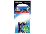 【単5形】アルカリ乾電池「IMPULSE」(2本入り・エコパッケージ) LR1H 2EC