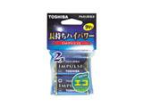 【9V形】6LF22H2EC(インパルス/乾電池/アルカリ/角型/エコパッケージ/2本パック)