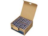 TOSHIBA(東芝) 【単4形】アルカリ乾電池(100本入り)LR03L 100P