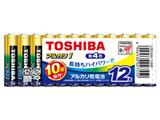 【単四形】12本アルカリ乾電池「アルカリ1」 LR03AN 12MP