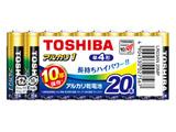 【単四形】20本アルカリ乾電池「アルカリ1」 LR03AN 20MP