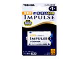 【単1形】ニッケル水素充電池「IMPULSE」(1本入り)TNH-1A