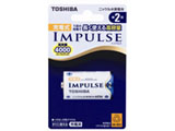 【単2形】ニッケル水素充電池「IMPULSE」(1本入り)TNH-2A