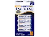 【単3形】ニッケル水素充電池「IMPULSE」(4本入り)TNH-3A 4P