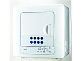 衣類乾燥機 ED-458(W) ピュアホワイト