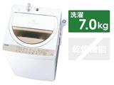 全自動洗濯機 AW-7G8BK(W) グランホワイト