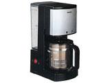 HCD-6MJ-K(ブラック) コーヒーメーカー(6杯分)