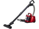 【自走式ブラシ搭載】 サイクロン式掃除機 「トルネオミニ」 VC-C6-R グランレッド