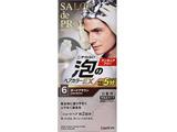 【サロンドプロ】泡のヘアカラーEX メンズスピーディ 6 ダークブラウン〔白髪染め〕