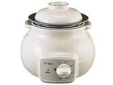 電気おかゆ鍋(0.75合) CFD-B280-C ベージュ