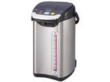 電動給湯式電気ポット 「蒸気レスVE電気まほうびん とく子さん」(5.0L) PIE-A500-K ブラック