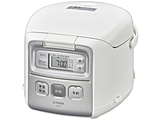 炊飯器 JAI-R552-W ホワイト [3合 /マイコン]