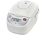 炊飯器 JBH-G182-W ホワイト [1升 /マイコン]