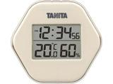 【在庫限り】 デジタル温湿度計 TT573IV