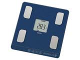 【体組成計・体脂肪計付き】体重計 BC-758-BL ナイトブルー