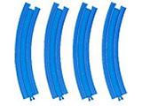 プラレール R-09 複線 外側曲線レール(4本入)