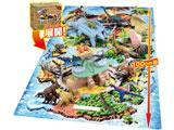 アニア 合体!恐竜探検島