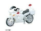 トミカ No.004 Honda VFR800 白バイ(サック箱)