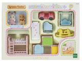 シルバニアファミリー セ-193 にこにこ赤ちゃん家具セット