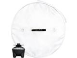 コンパクト衣類乾燥機(ホワイトバルーン) SURE  SFD-101-BK