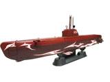 【在庫限り】 1/350 緋色の艦隊 特殊攻撃型潜水艦U-2501 (蒼き鋼のアルペジオ)