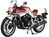 1/12 完成品バイク SUZUKI GSX1100S KATANA SE(赤/銀)