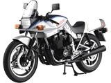 【12月発売予定】 1/12 完成品バイク SUZUKI GSX1100S KATANA SD(青/銀) プラモデル