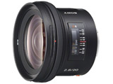 20mm F2.8 SAL20F28 [ソニーAマウント] 広角レンズ