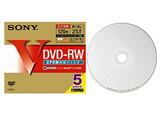5DMW12HPS (DVD-RW/4.7GB/VIDEO/2倍速/5枚/プリンタブル)
