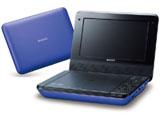 7V型ポータブルDVDプレーヤー DVP-FX780 L ブルー