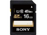 【在庫限り】 SF-16UY (SDHCカード/16GB/Class10/最大転送速度40MB/秒) 【SDカード】