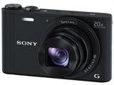 Cyber-shot DSC-WX350 ブラック 高倍率ズームレンズ搭載デジタルカメラ サイバーショット