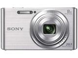 Cyber-shot DSC-W830 シルバー デジタルカメラ サイバーショット