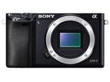 α6000 ボディ ILCE-6000 B ブラック [ソニーEマウント(APS-C)] ミラーレス一眼カメラ