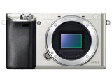 α6000 ボディ ILCE-6000 S シルバー [ソニーEマウント(APS-C)] ミラーレス一眼カメラ