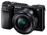 α6000 パワーズームレンズキット ILCE-6000L B ブラック [ソニーEマウント(APS-C)] ミラーレス一眼カメラ