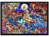ジグソーパズル DSG-500-474 アラジン ストーリー ステンドグラス
