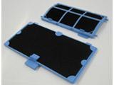【エアコン用】光触媒+ストリーマ用脱臭フィルターセット(枠付) KAF974B41S