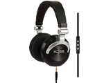 密閉型ヘッドホン ProDJ200 (iPod/iPhone/iPad用)[マイク付]